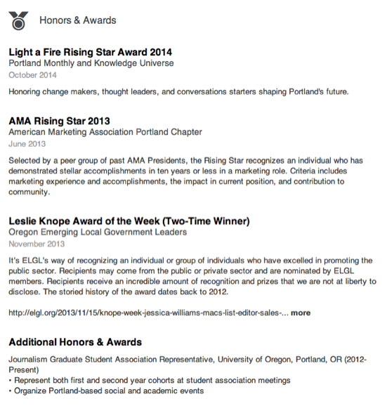 awards to put on a resumeawards to put on a resume 28