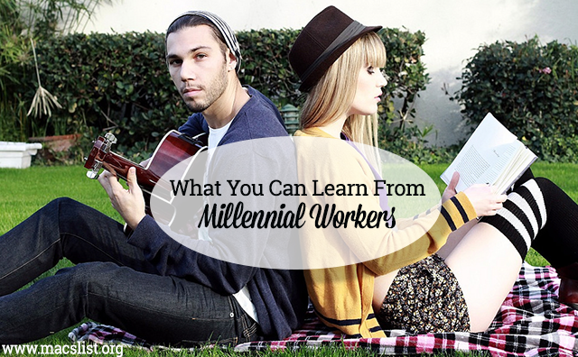 What You Can Learn From Millennial Workers