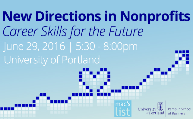 New Directions in Nonprofits: Career Skills for the Future