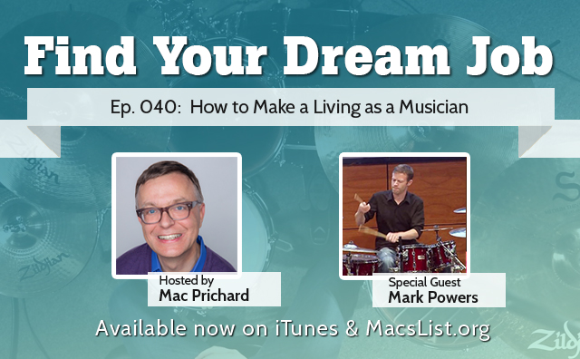 Ep. 40: How To Make A Living As A Musician