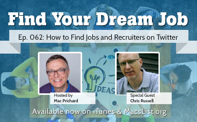How to Find Jobs and Recruiters on Twitter