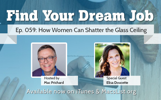 How Women Can Shatter the Glass Ceiling