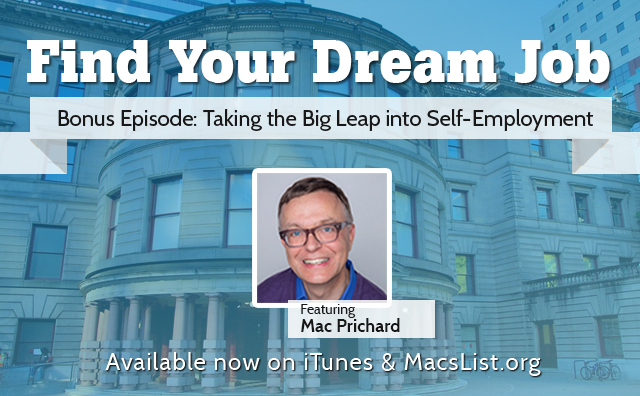 Taking the Big Leap into Self Employment
