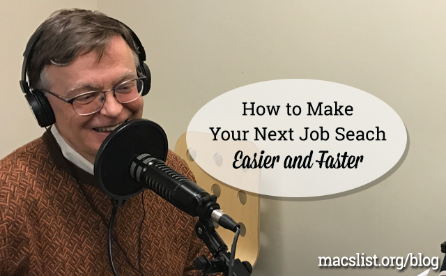 Make Your Next Job Search Easier and Faster