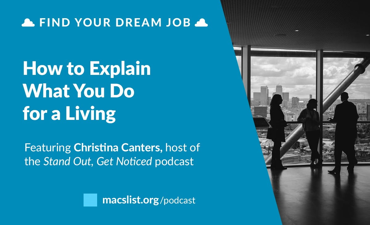 """how do you explain what the """"you have no idea how many people come in here and fumble through the surprising experience you gain when you take time off work how to explain long-term."""