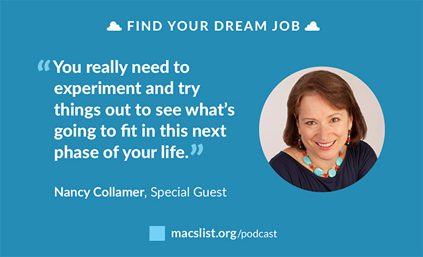 How to Choose a Second Act Career with Nancy Collamer