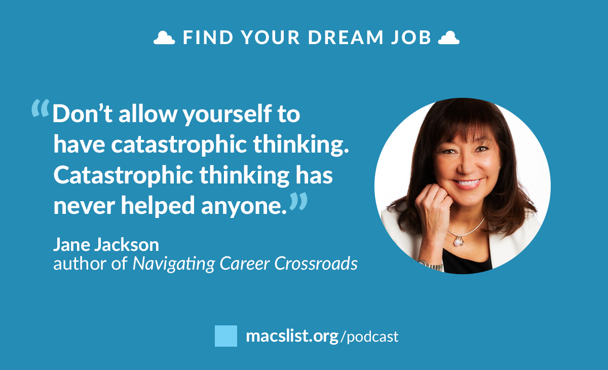 How to Rebuild Your Confidence After a Layoff, with Jane Jackson