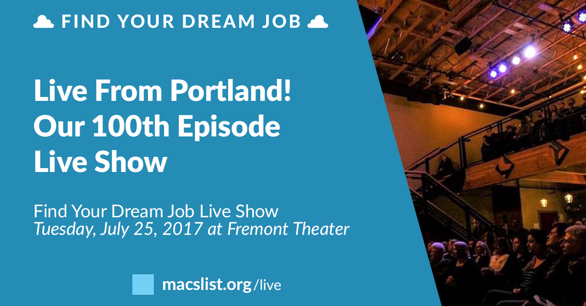 Find Your Dream Job 100th Episode Live Show