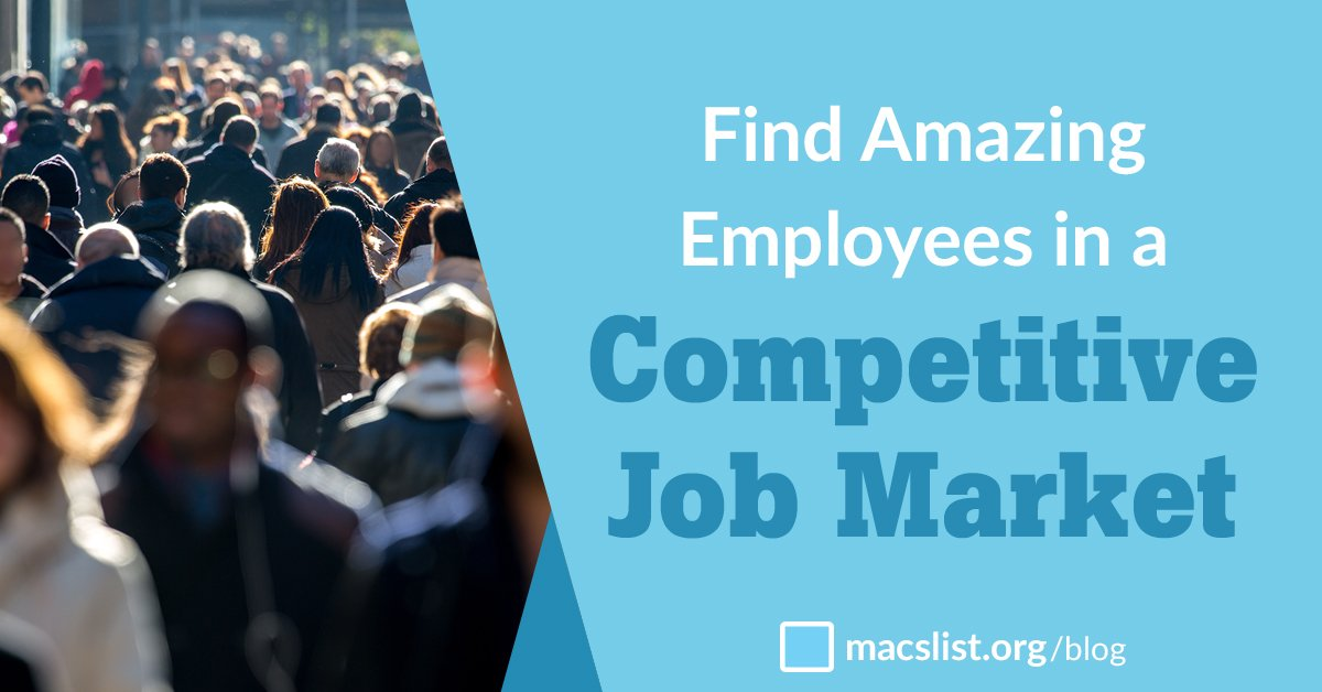 how nonprofits can find amazing employees in a competitive