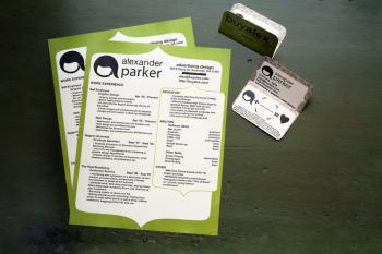 tips to craft a killer creative resume   ashley heinonen tips to craft a killer creative resume