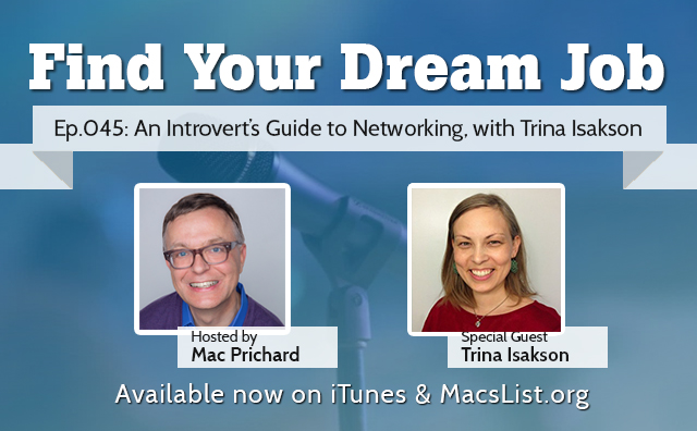 An Introvert's Guide to Networking