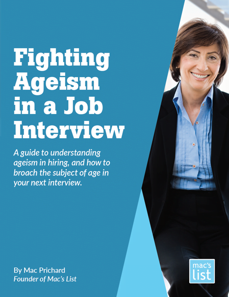 Fighting Ageism in an Interview