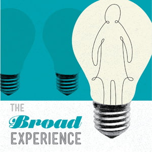 The Broad Experience with Ashley Milne-Tyte